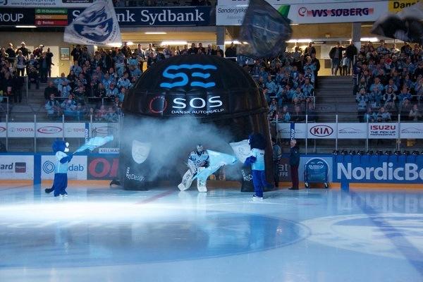 sønderjyske ishockey kampe